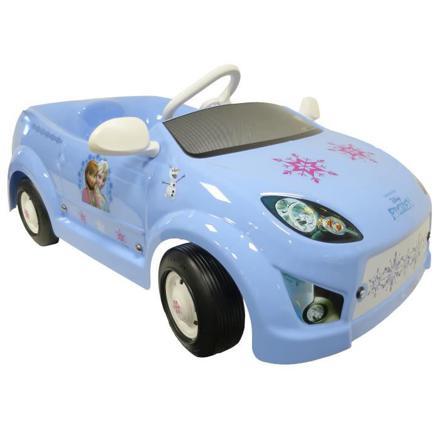 voiture reine des neiges