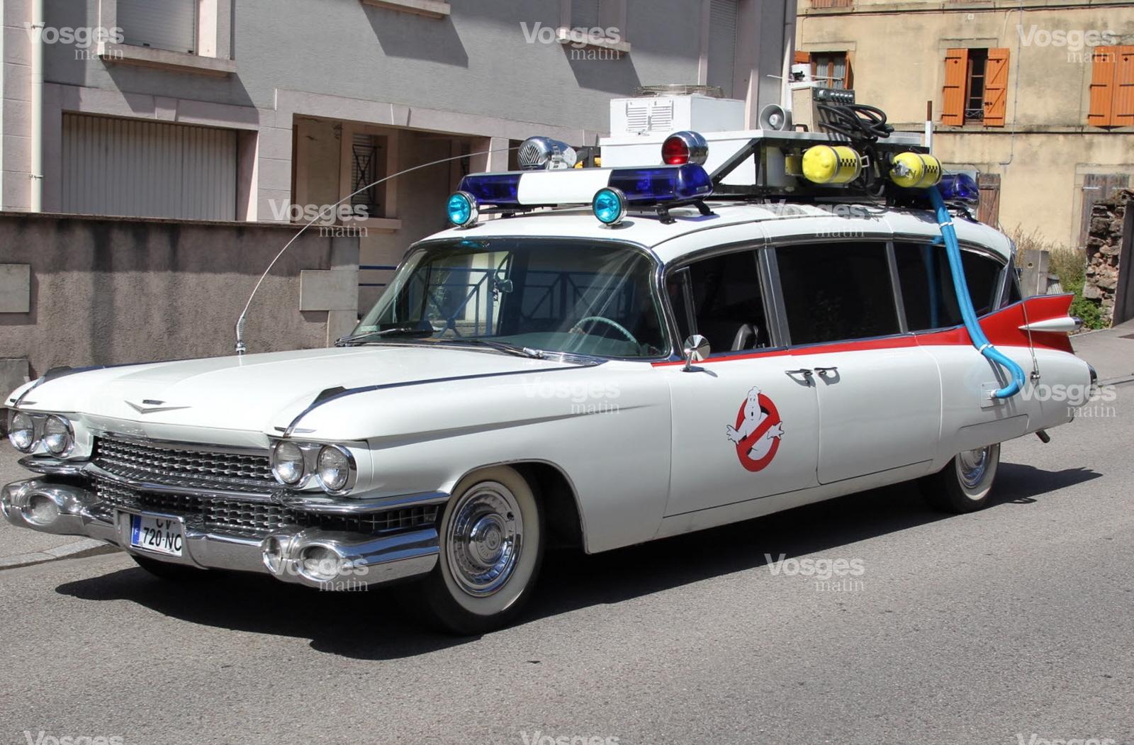 voiture sos fantome
