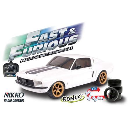 voiture télécommandée fast and furious nikko