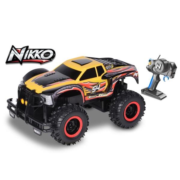voiture télécommandée nikko 4x4