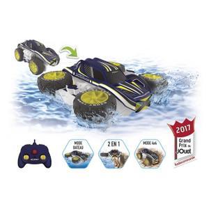 voiture télécommandée qui va sur l eau