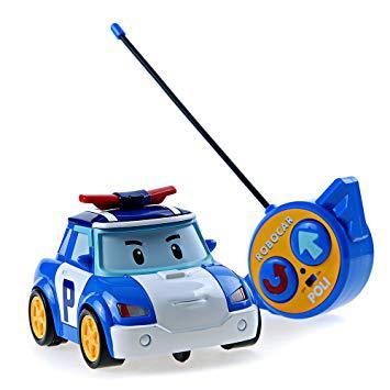 voiture téléguidée robocar poli