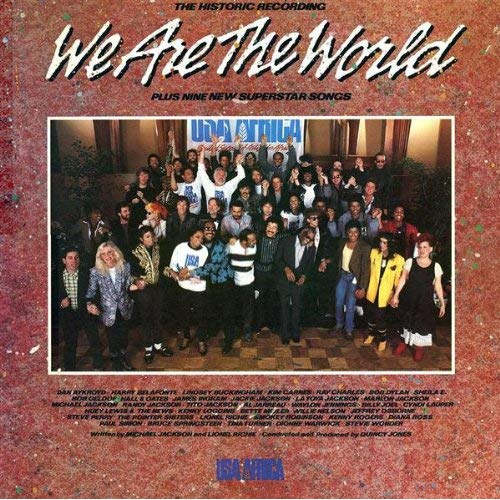 we are the world mp3