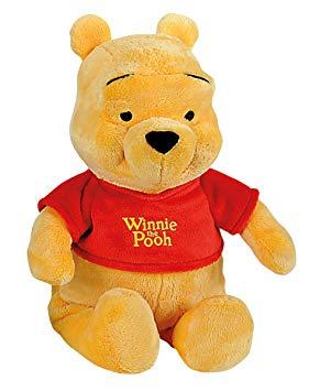 winnie the pooh peluche
