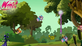 winx jeux de la jungle