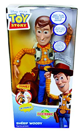 woody toy story jouet
