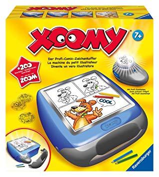 xoomy jeu
