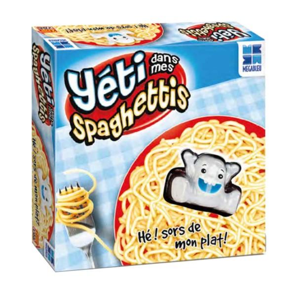 yeti dans mes spaghettis