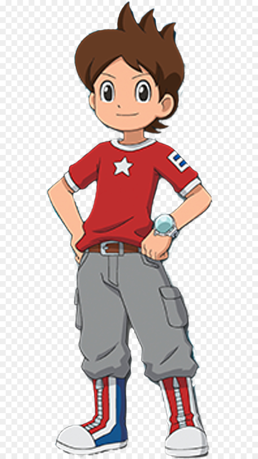 yo kai watch nathan