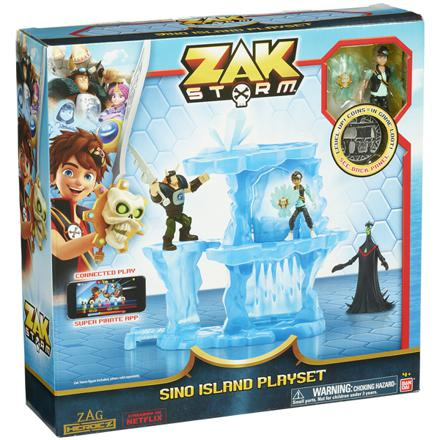 zak storm jeux
