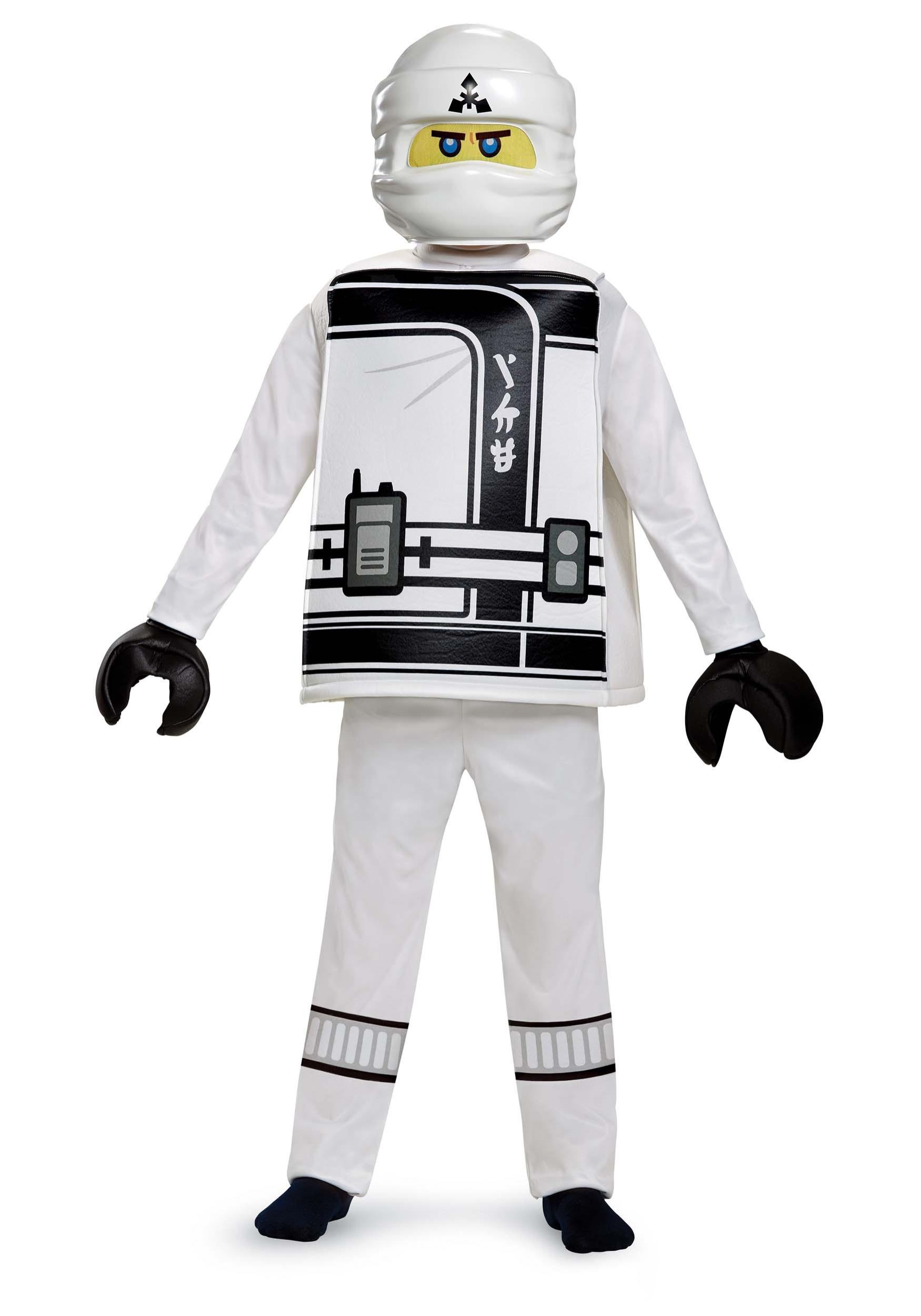 zane ninjago costume