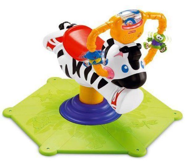zebre sauteur bebe